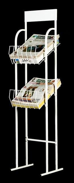 Стойки для газет